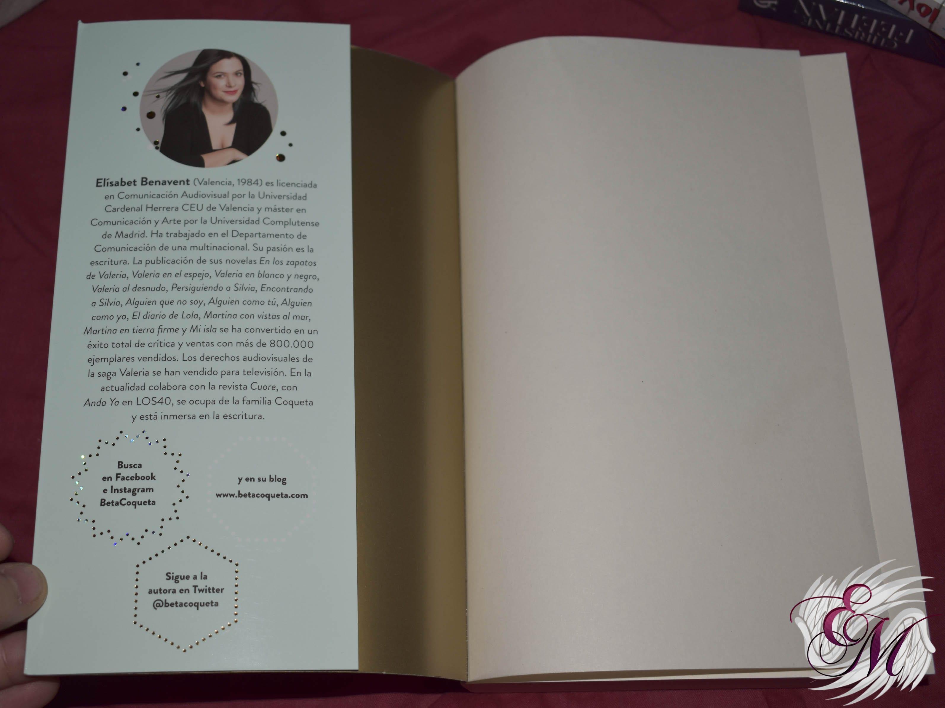 La magia de ser Sofía, de Elísabet Benavent - Reseña