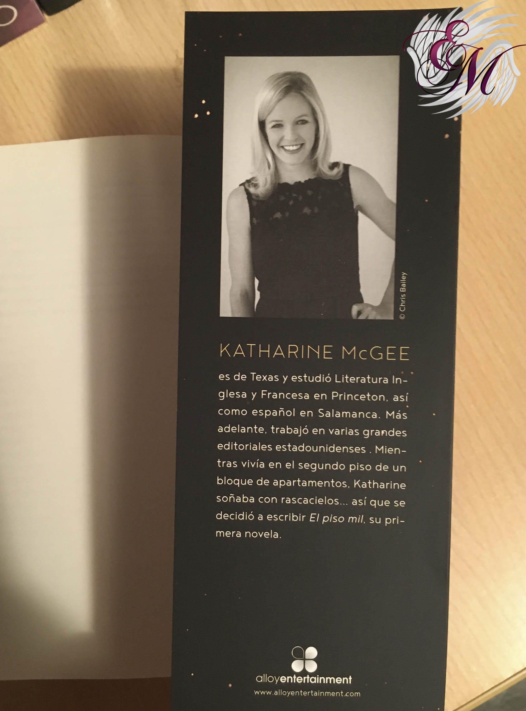 El piso mil, de Katharine McGee - Reseña