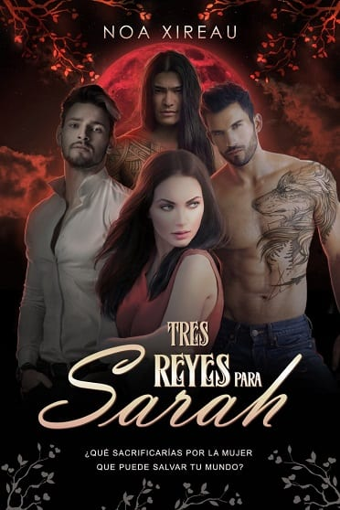 Noa Xireau nos cuenta como nació 'Tres reyes para Sarah'