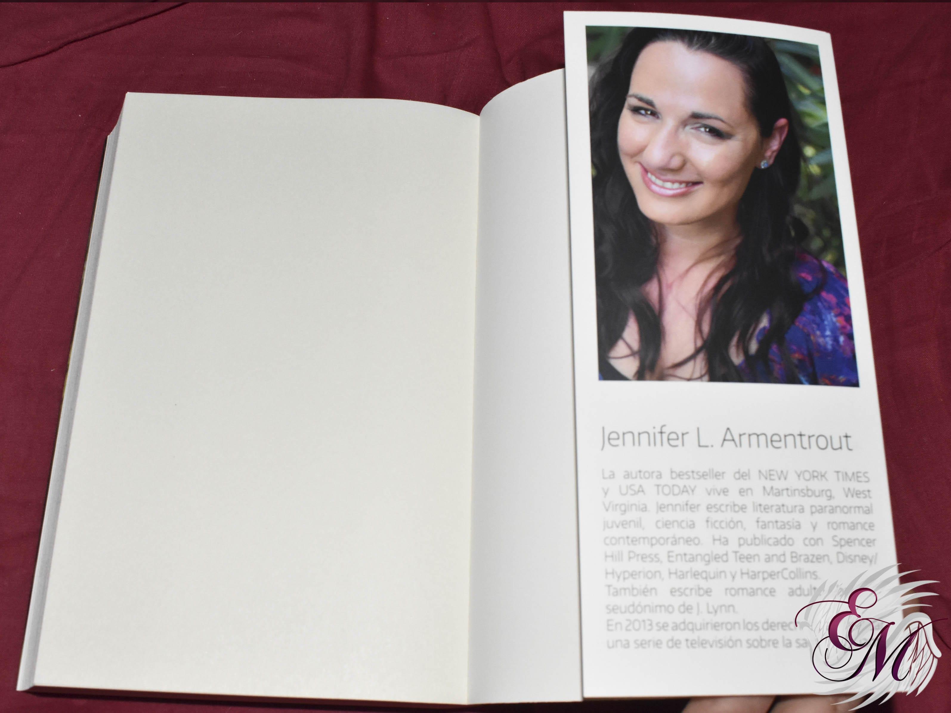 El poder, de Jennifer L. Armentrout - Reseña