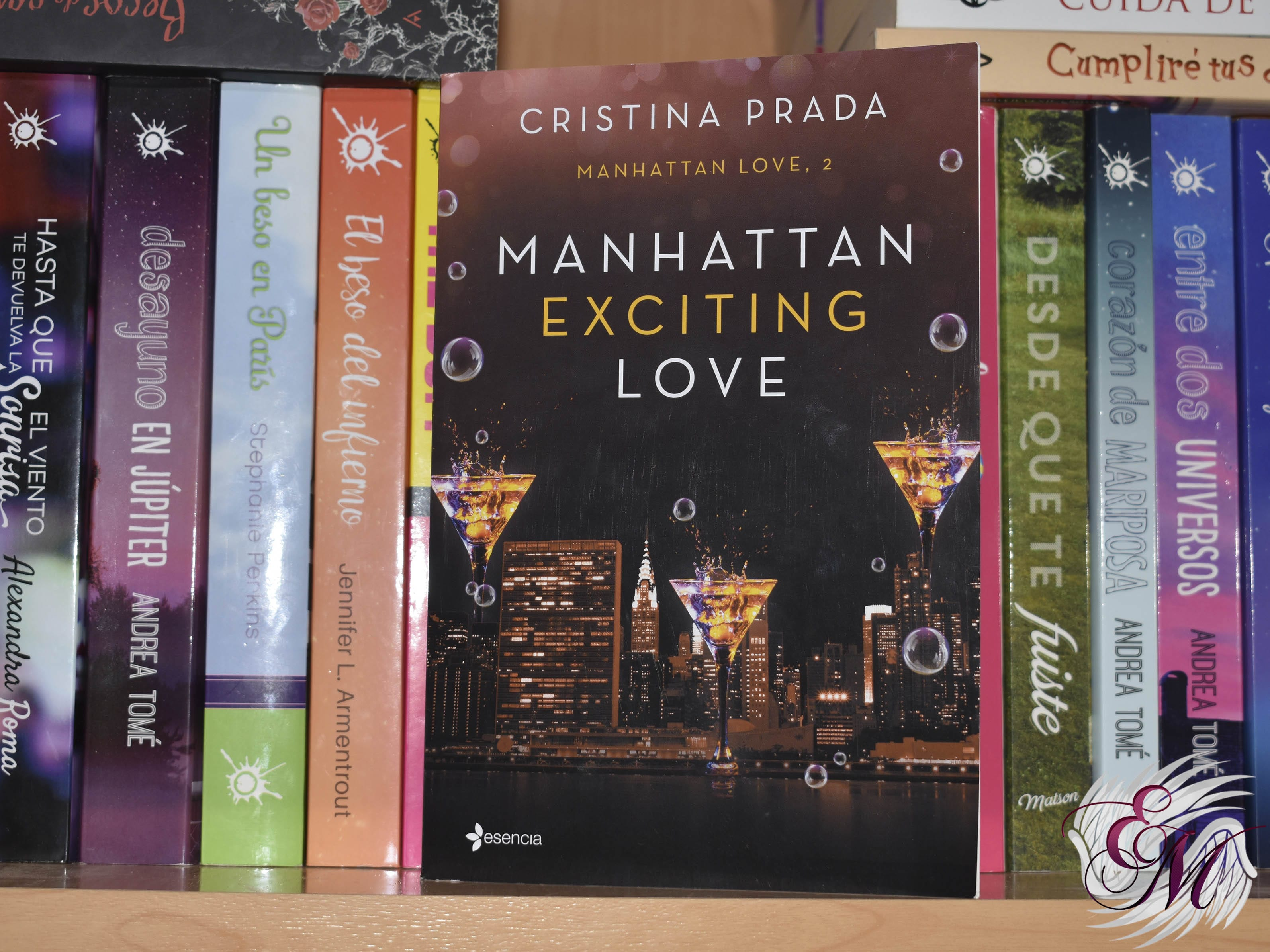 Manhattan exciting love, de Cristina Prada - Reseña