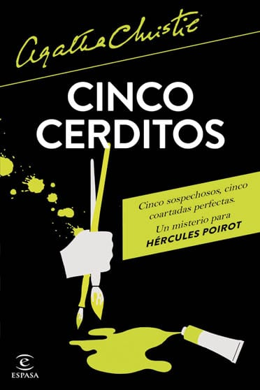 Cinco cerditos, Agatha Christie - Reseña