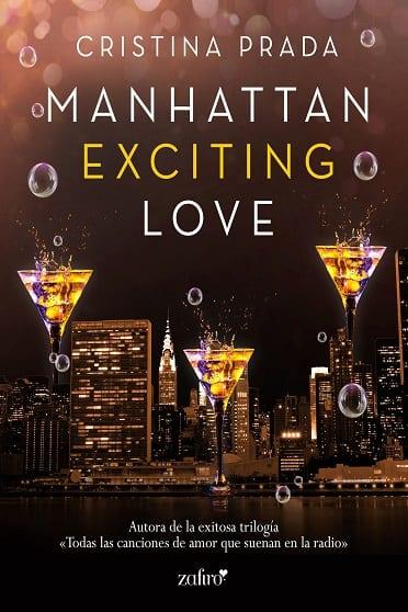 Manhattan exciting love, de Cristina Prada - Reseña