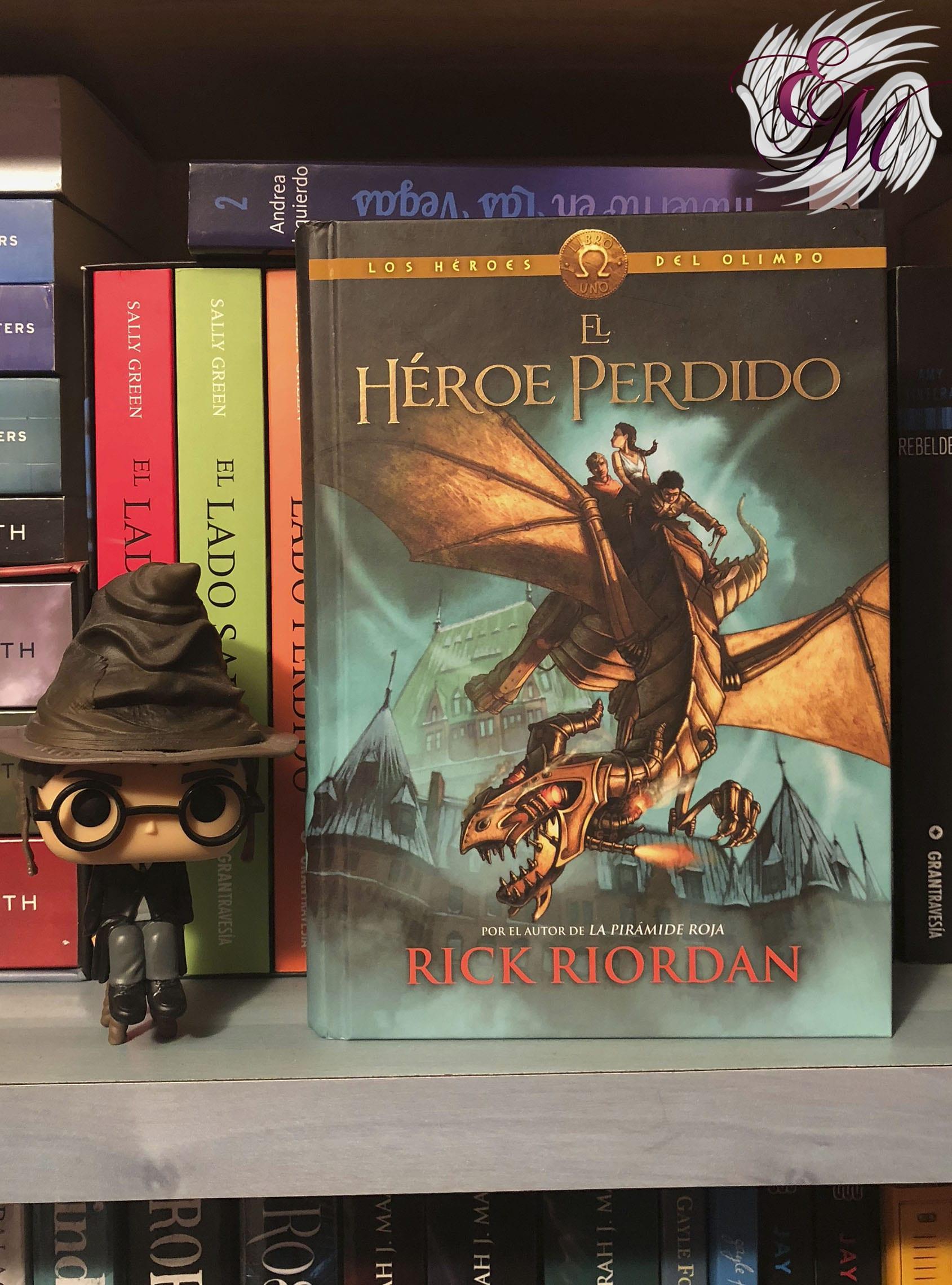 Sagas literarias imprescindibles - Los héroes del Olimpo