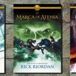 Sagas literarias imprescindibles – Los héroes del Olimpo