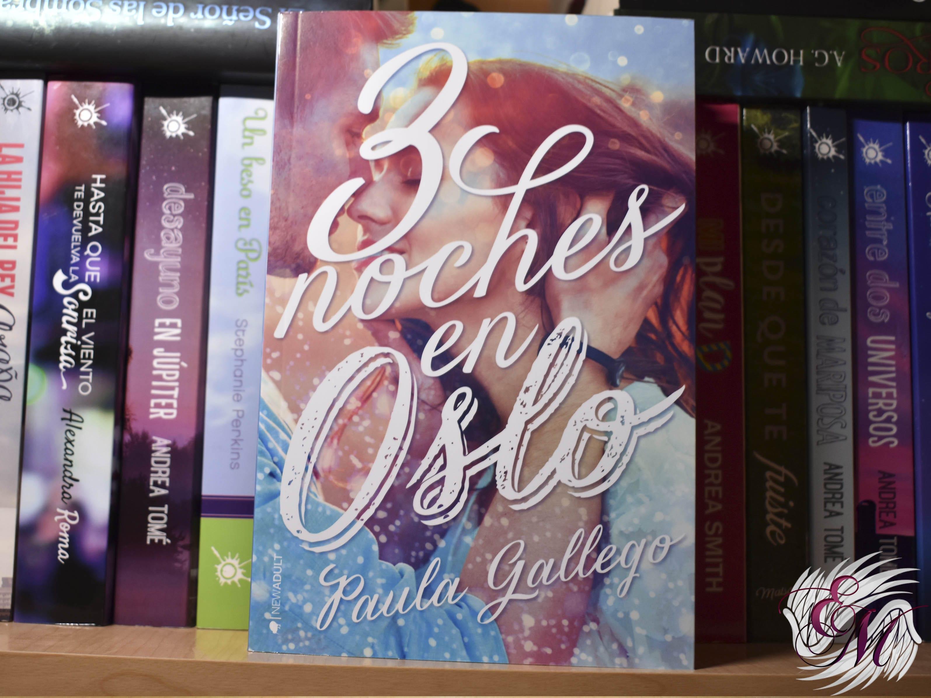 3 noches en Oslo, de Paula Gallego - Reseña