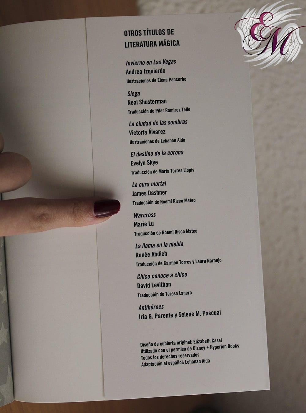 Una lista de jaulas, de Robin Roe - Reseña