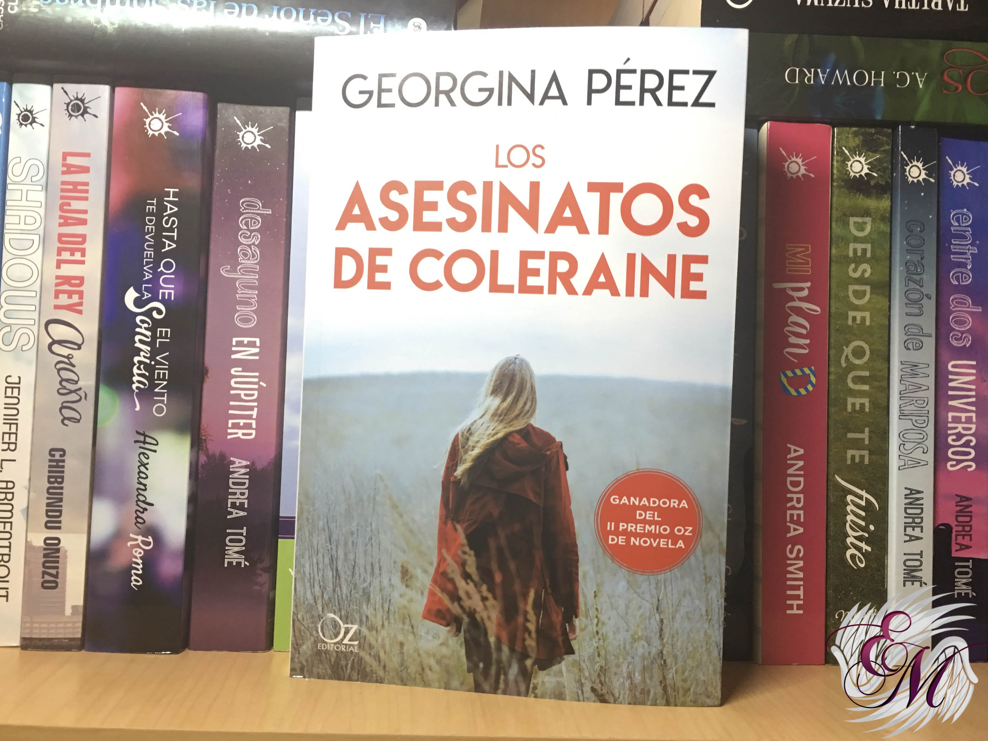 Los asesinatos de Coleraine, de Georgina Pérez - Reseña