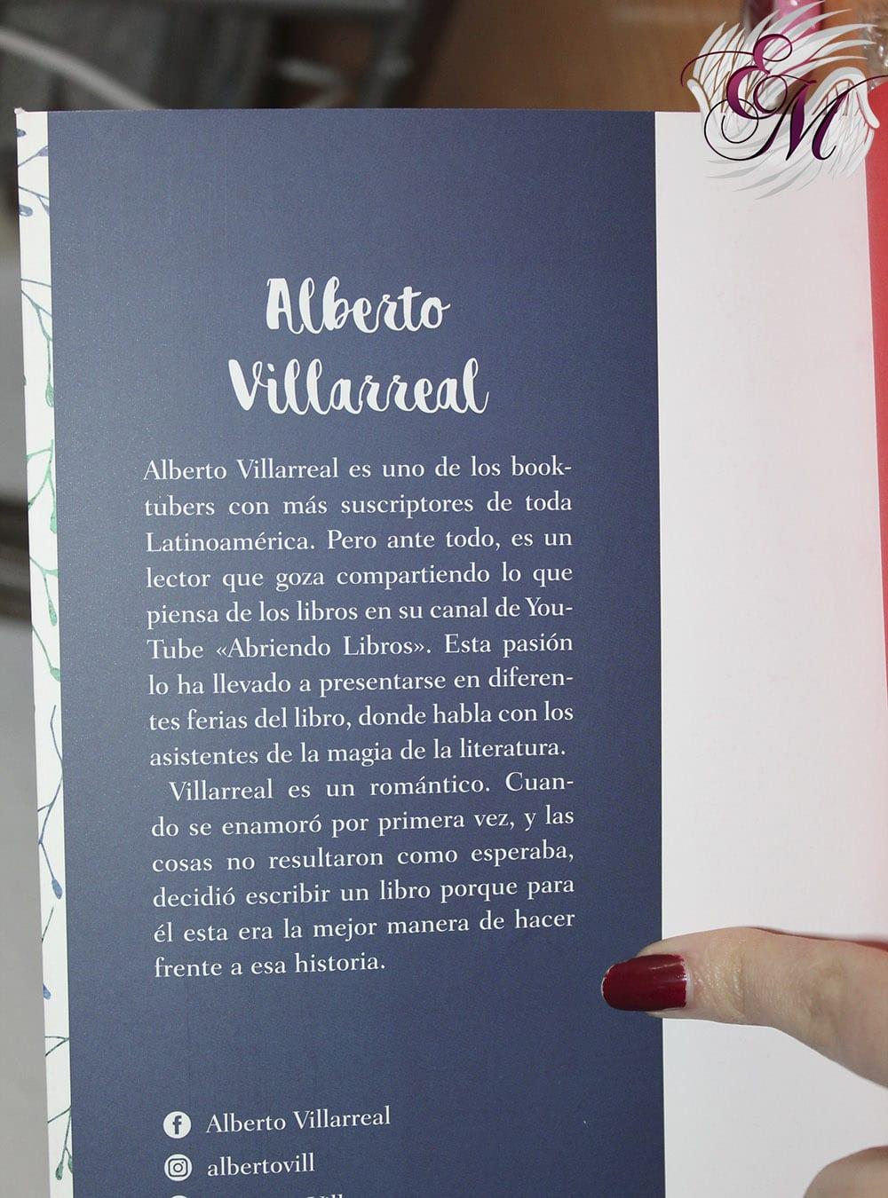Todo lo que fuimos, de Alberto Villarreal - Reseña