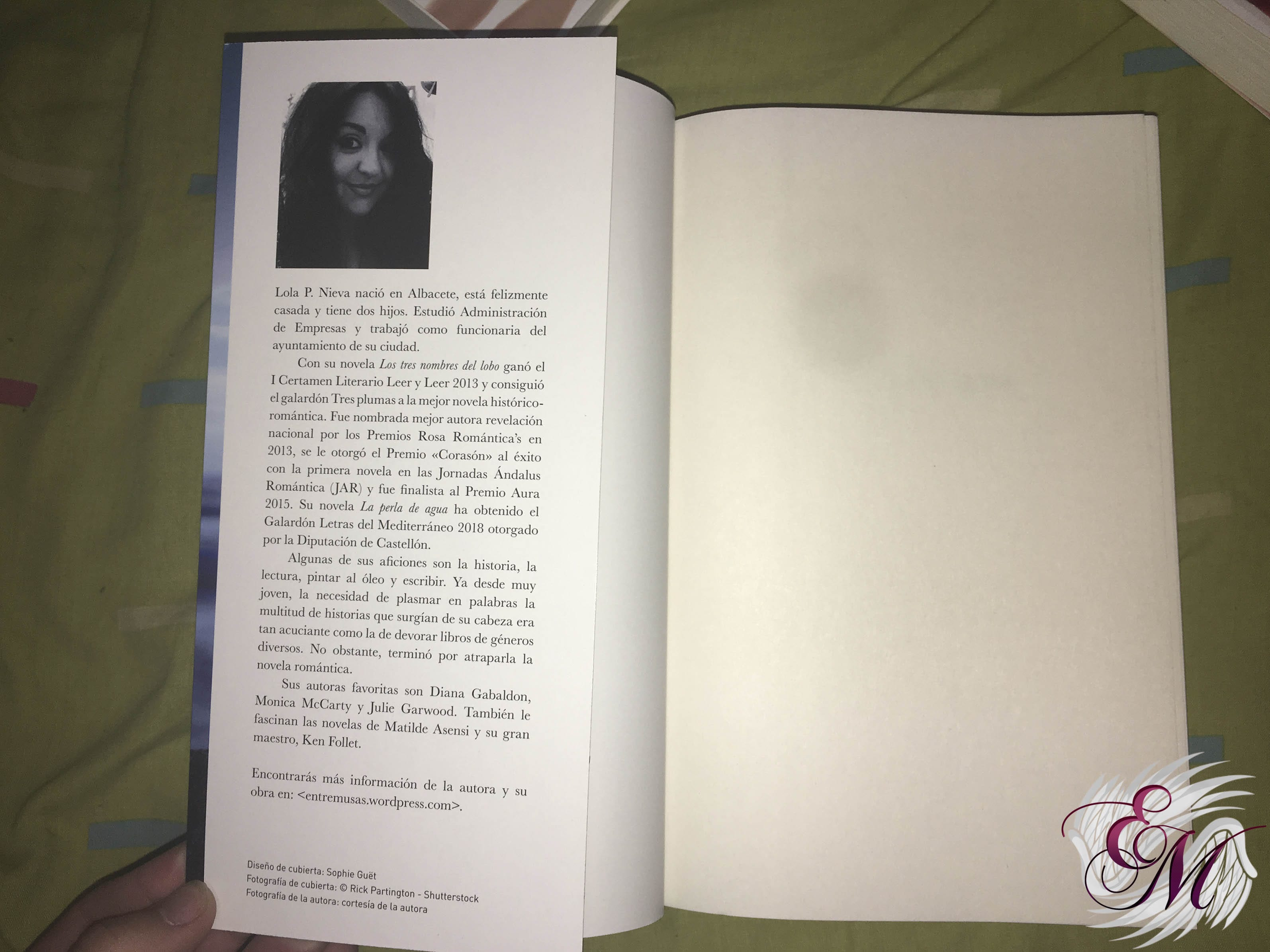 La perla del agua, de Lola P Nieva - Reseña
