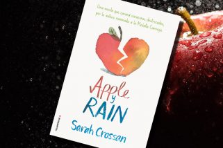Apple y Rain, de Sarah Crossan – Reseña