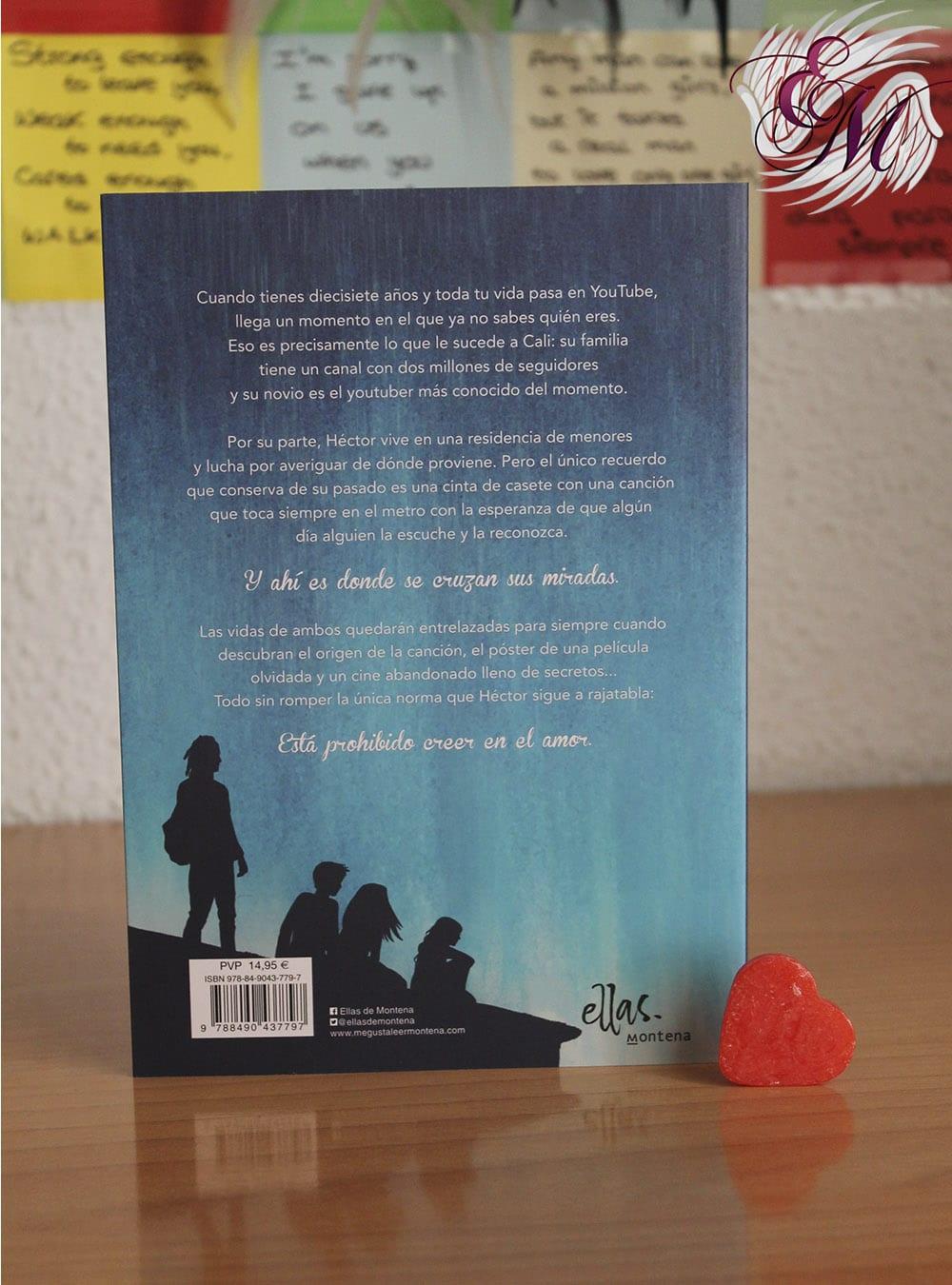 Prohibido creer en historias de amor, de Javier Ruescas - Reseña