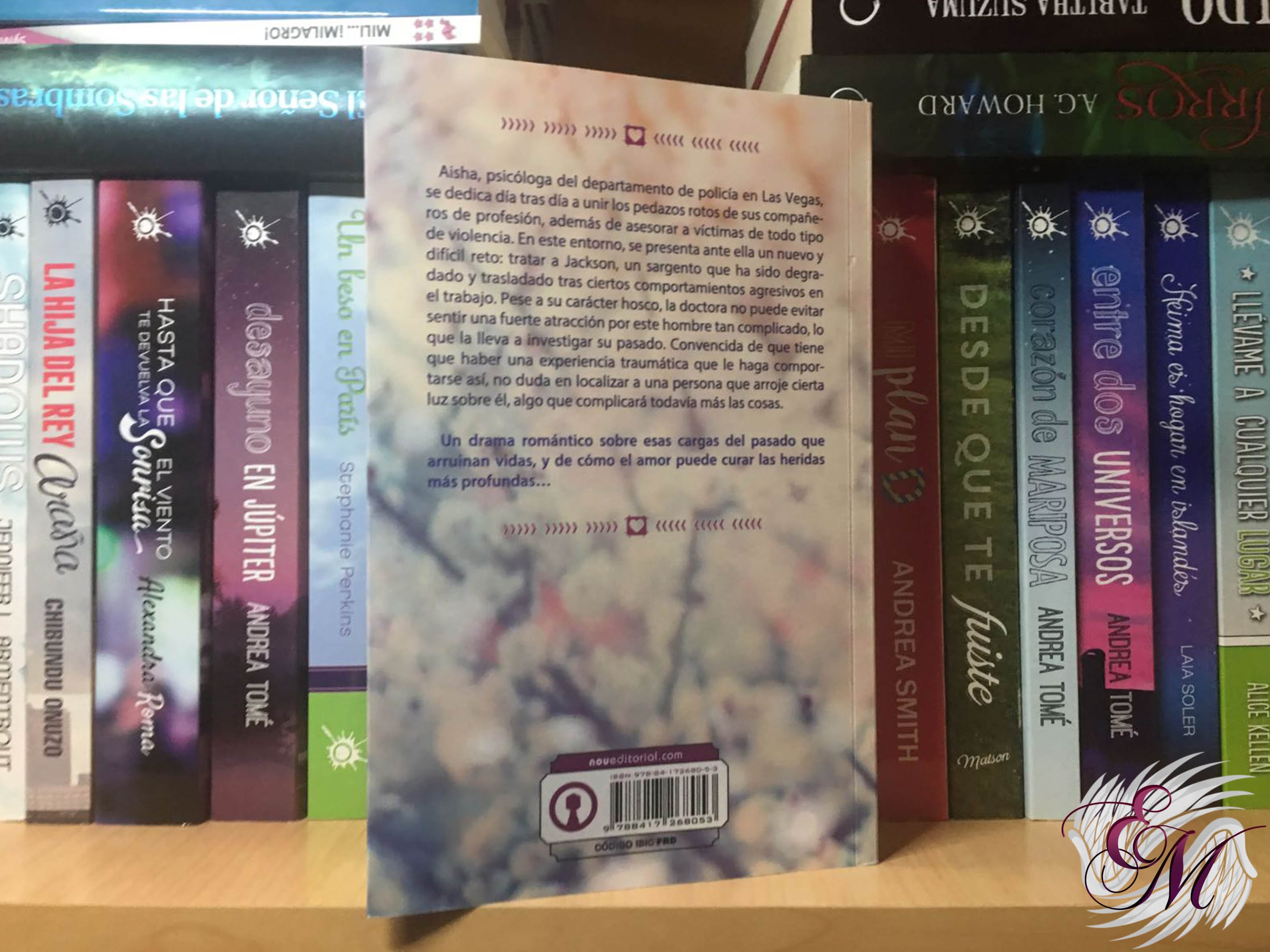 Déjame quererte, de Idoia Amo y Eva M. Soler - Reseña