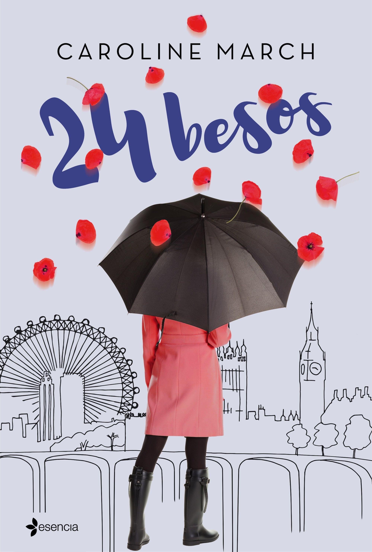 24 besos, de Caroline March - Reseña