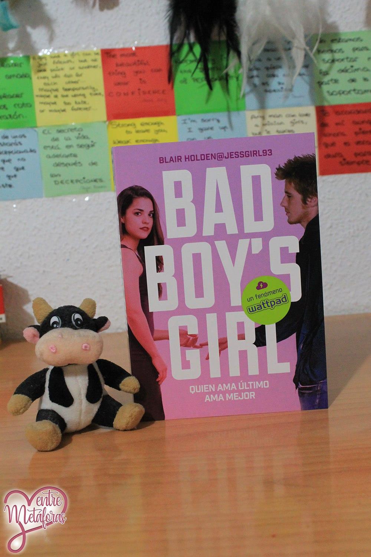 Quien ama último, ama mejor  (Bad Boy's Girl 5), Blair Holden – Reseña