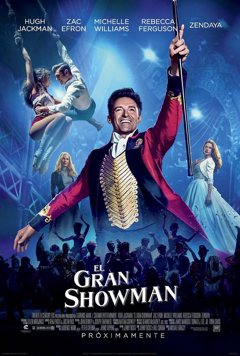 Crítica de cine: El Gran Showman