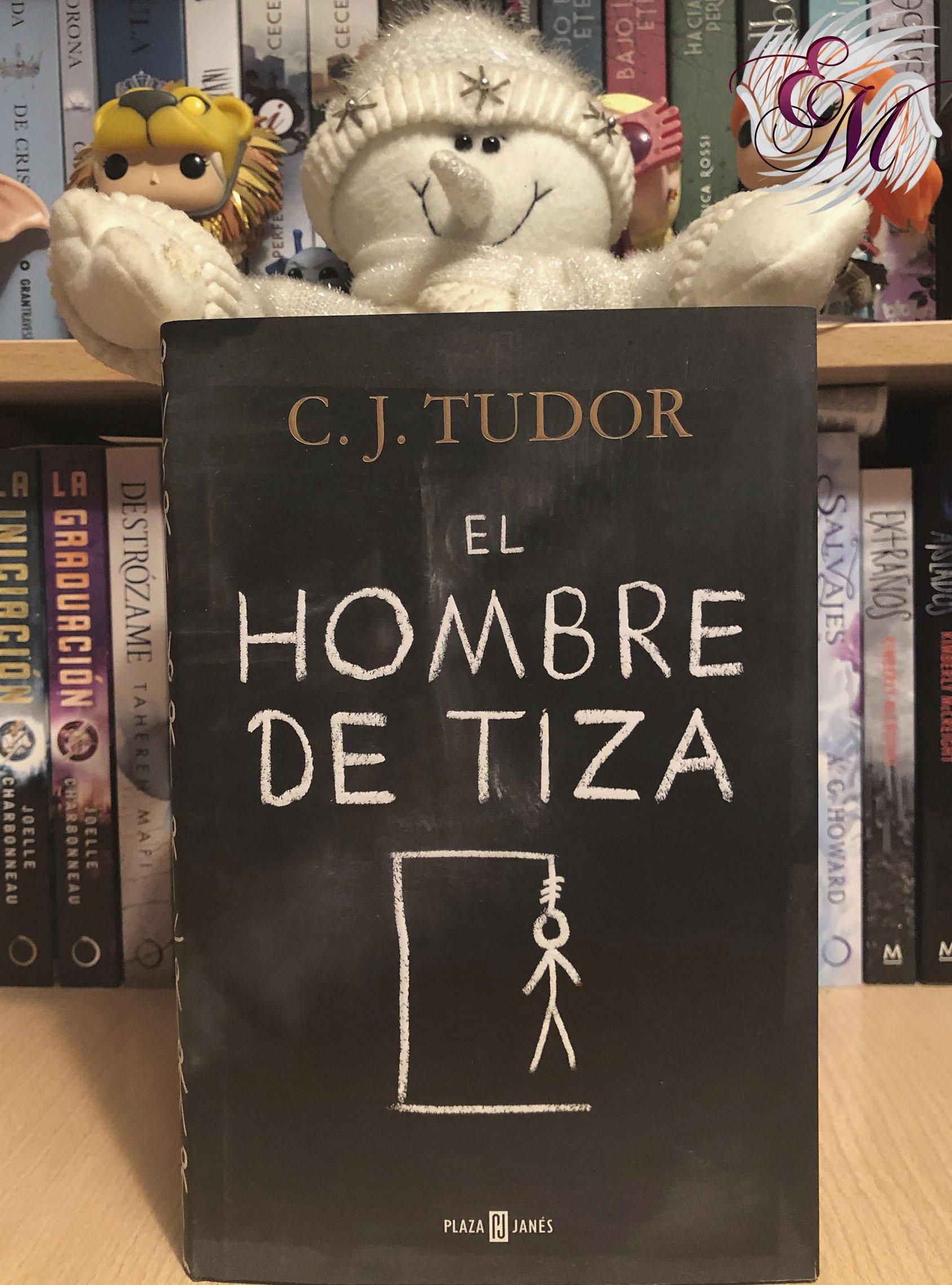 El hombre de tiza, de C.J. Tudor - Reseña