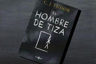 El hombre de tiza, de C.J. Tudor – Reseña
