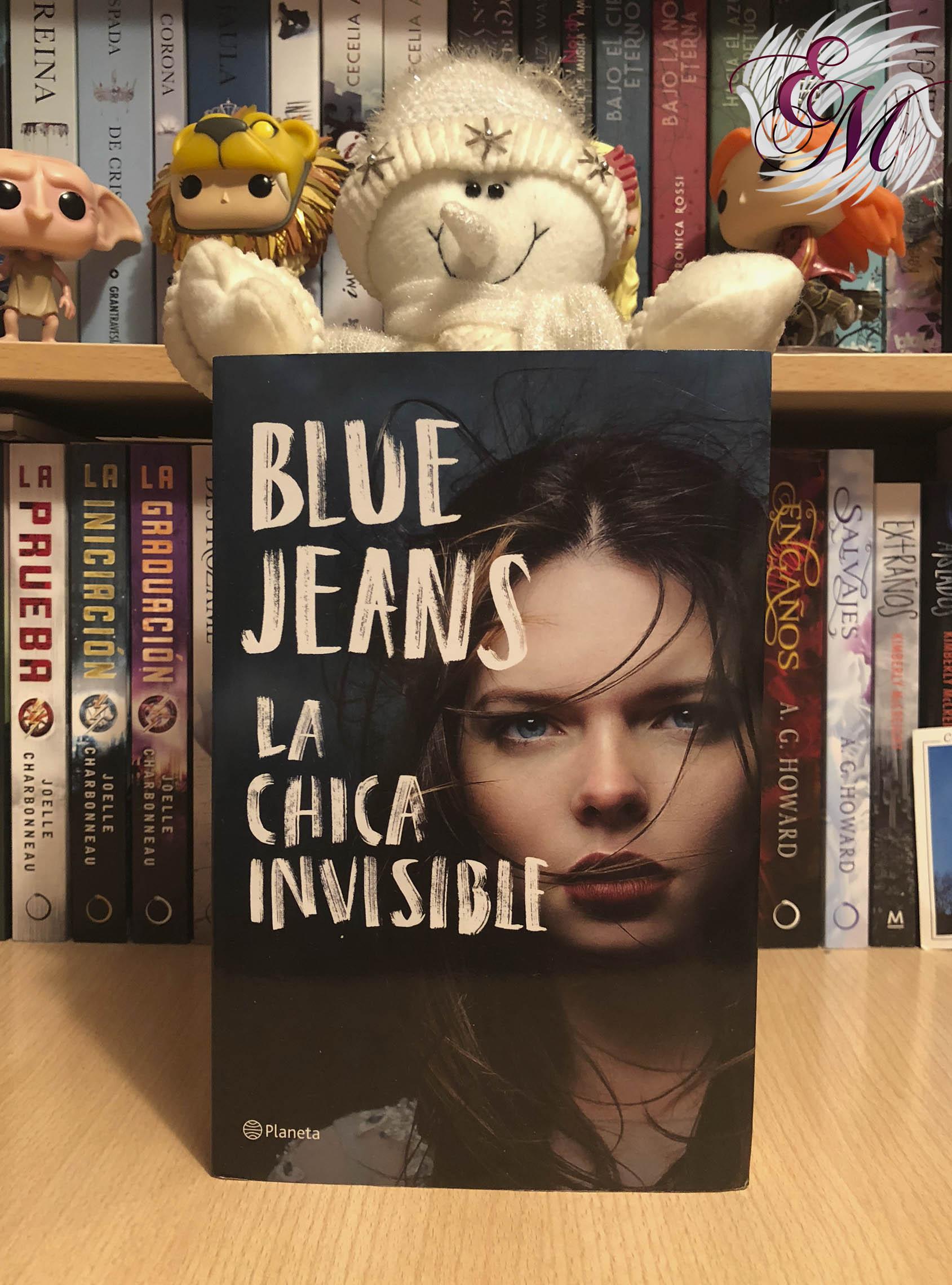 La chica invisible, de Blue Jeans - Reseña