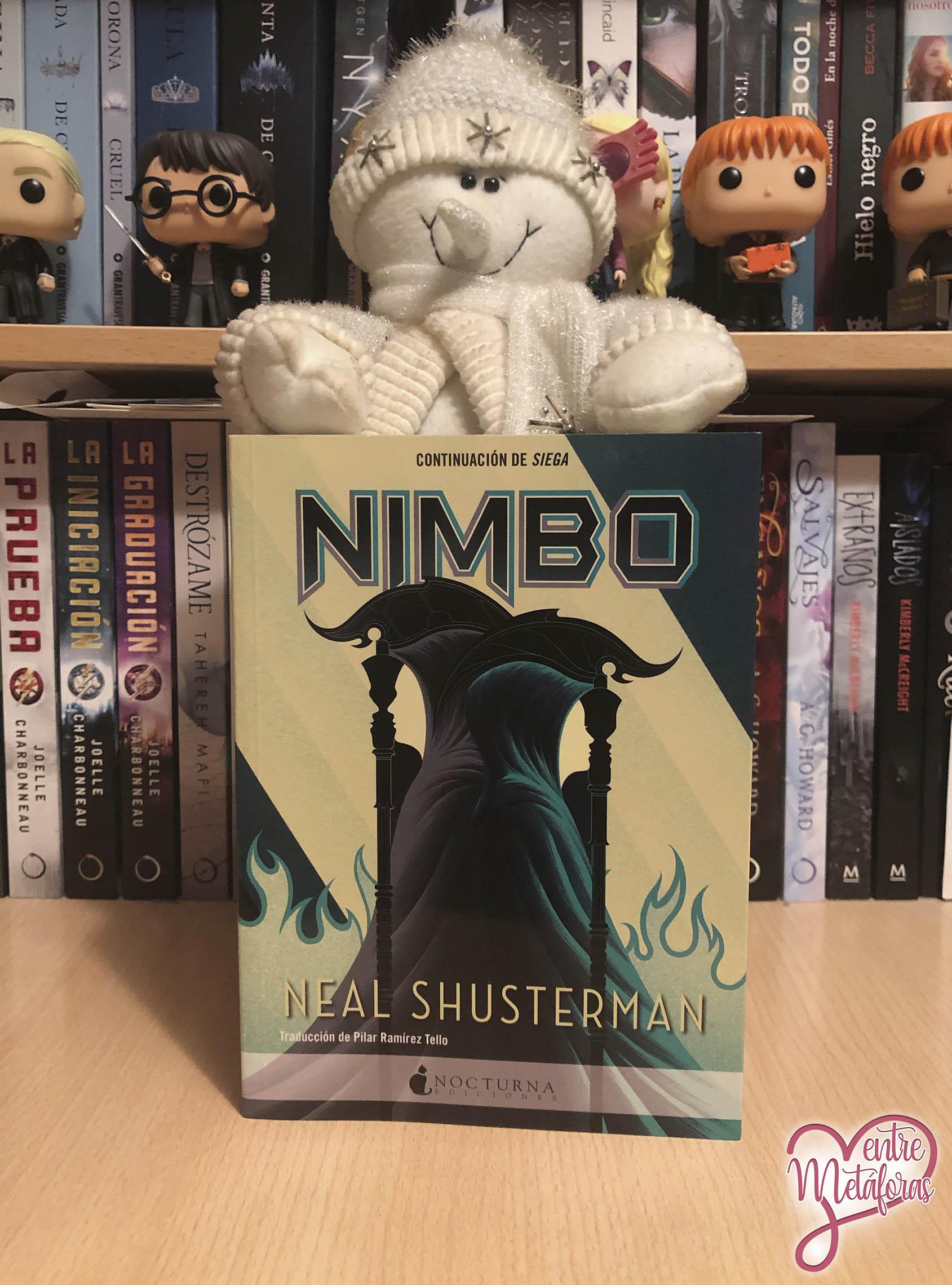 Nimbo, de Neal Shusterman - Reseña