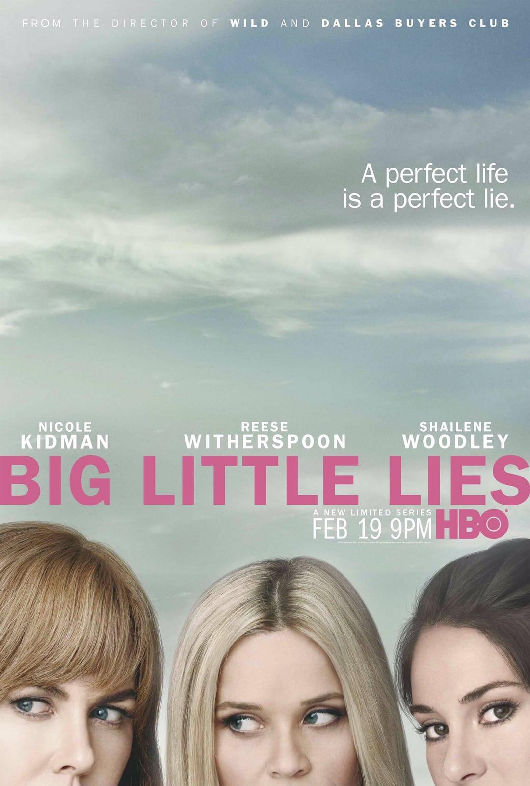 Crítica Serie de TV: Big Little Lies