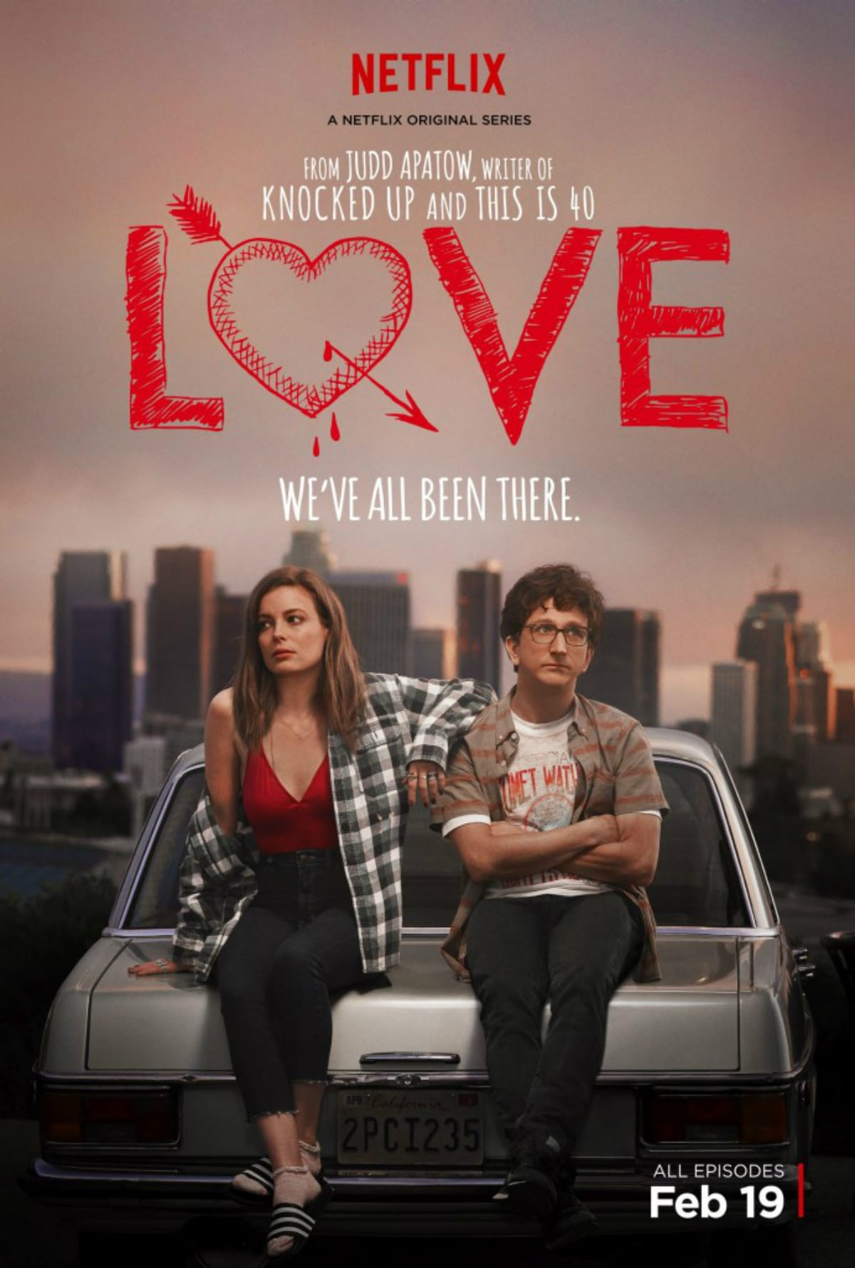 Crítica Serie de TV: Love