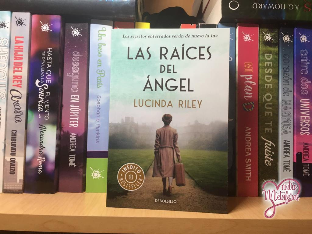 Las raíces del ángel, de Lucinda Riley - Reseña