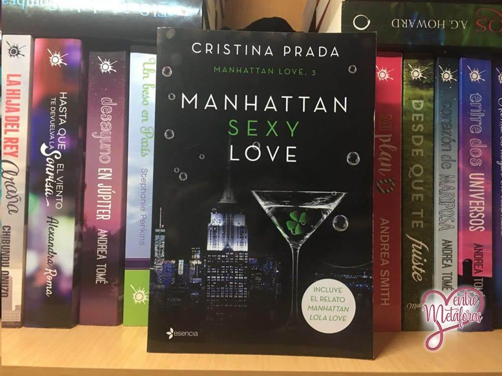 Manhattan Sexy Love, de Cristina Prada - Reseña