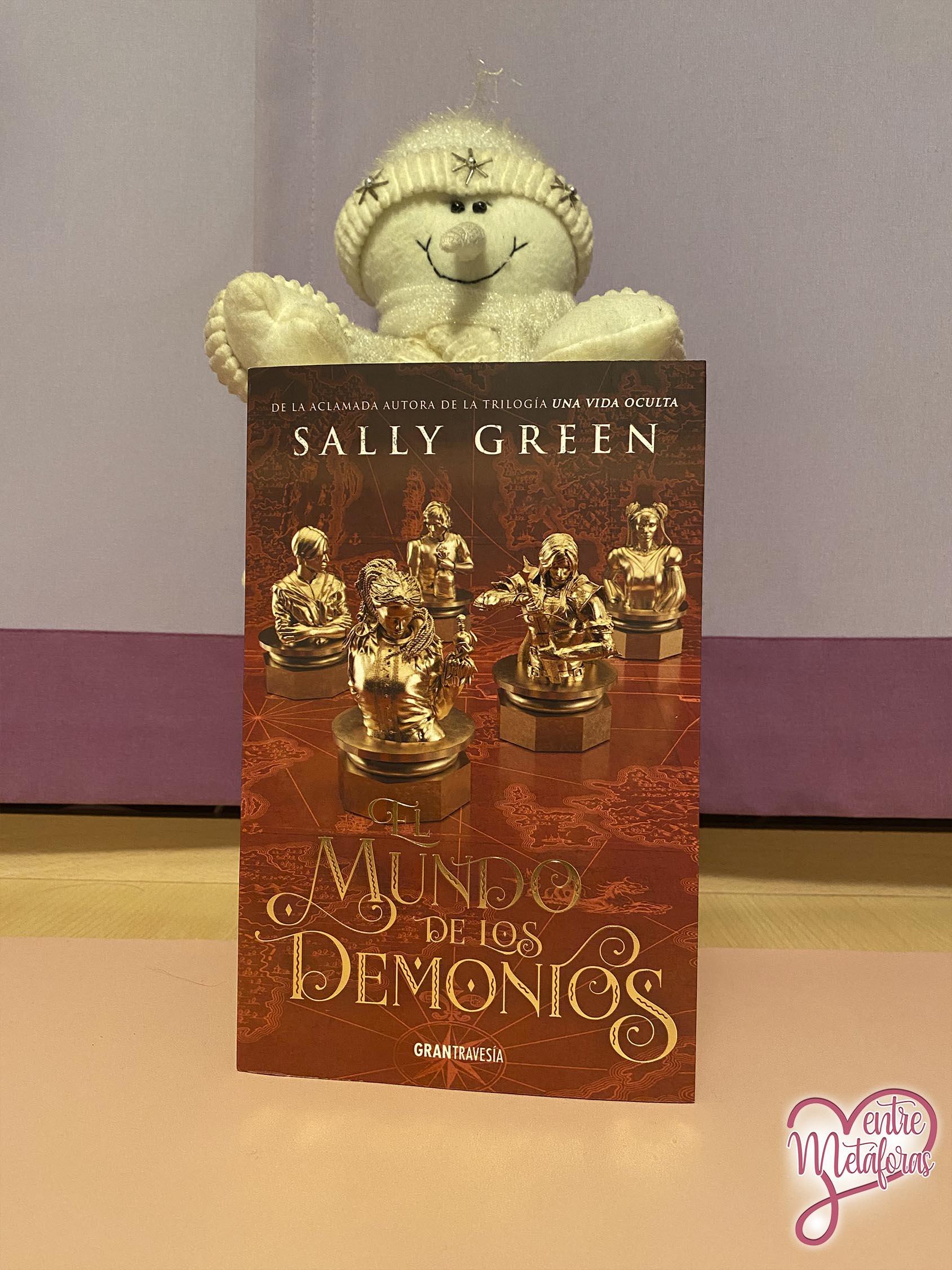El mundo de los demonios, de Sally Green - Reseña