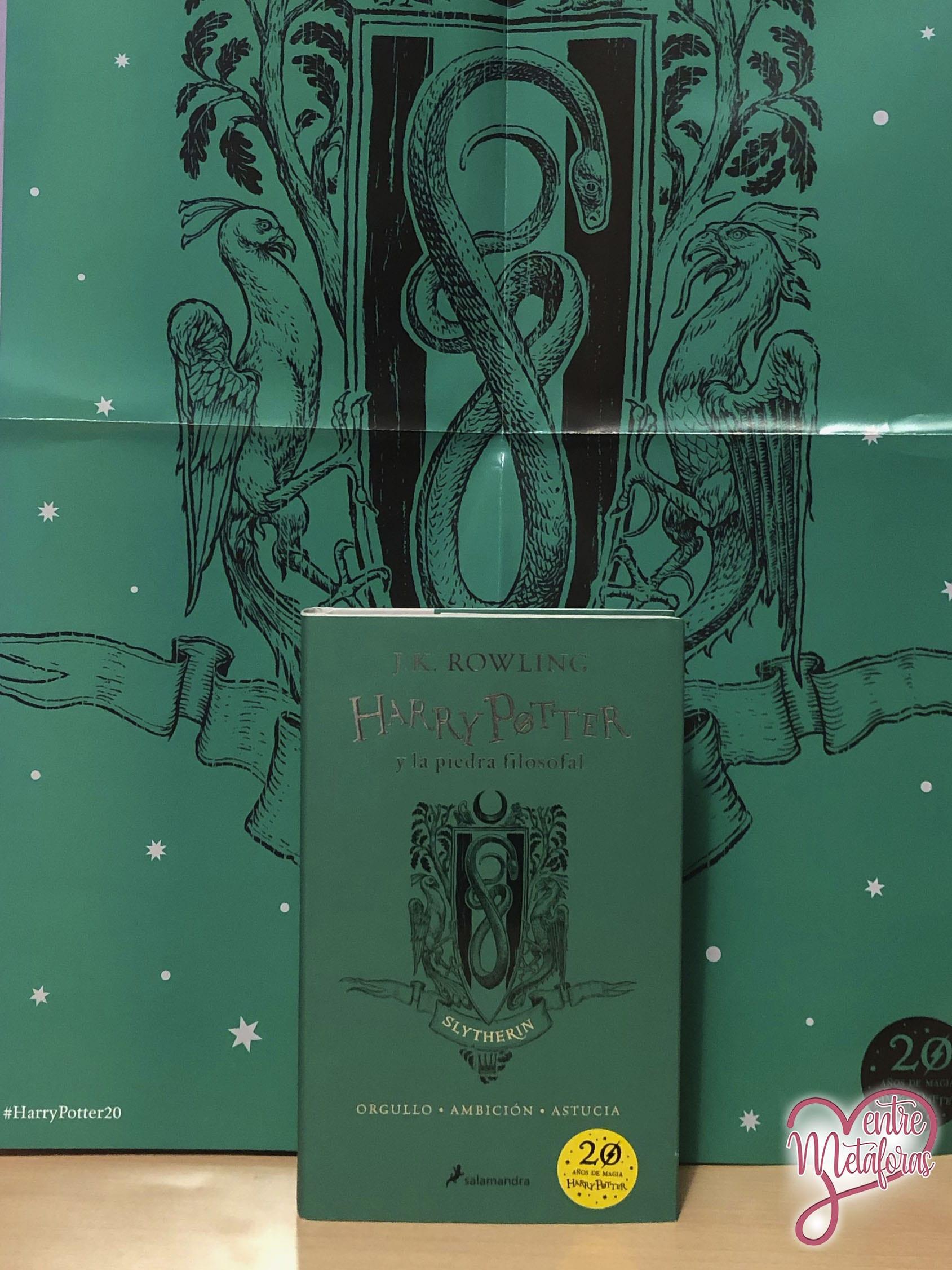 Ediciones especiales: Harry Potter 20º aniversario