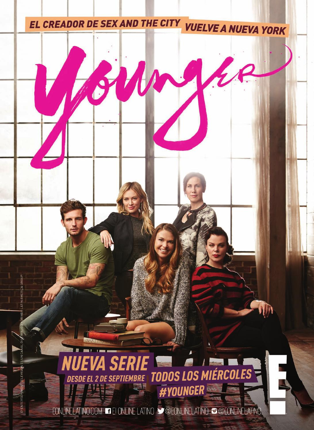Crítica Serie de TV: Younger