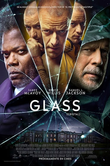 Círica de Cine: Glass
