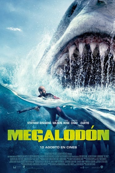 Crítica de cine: Megalodón
