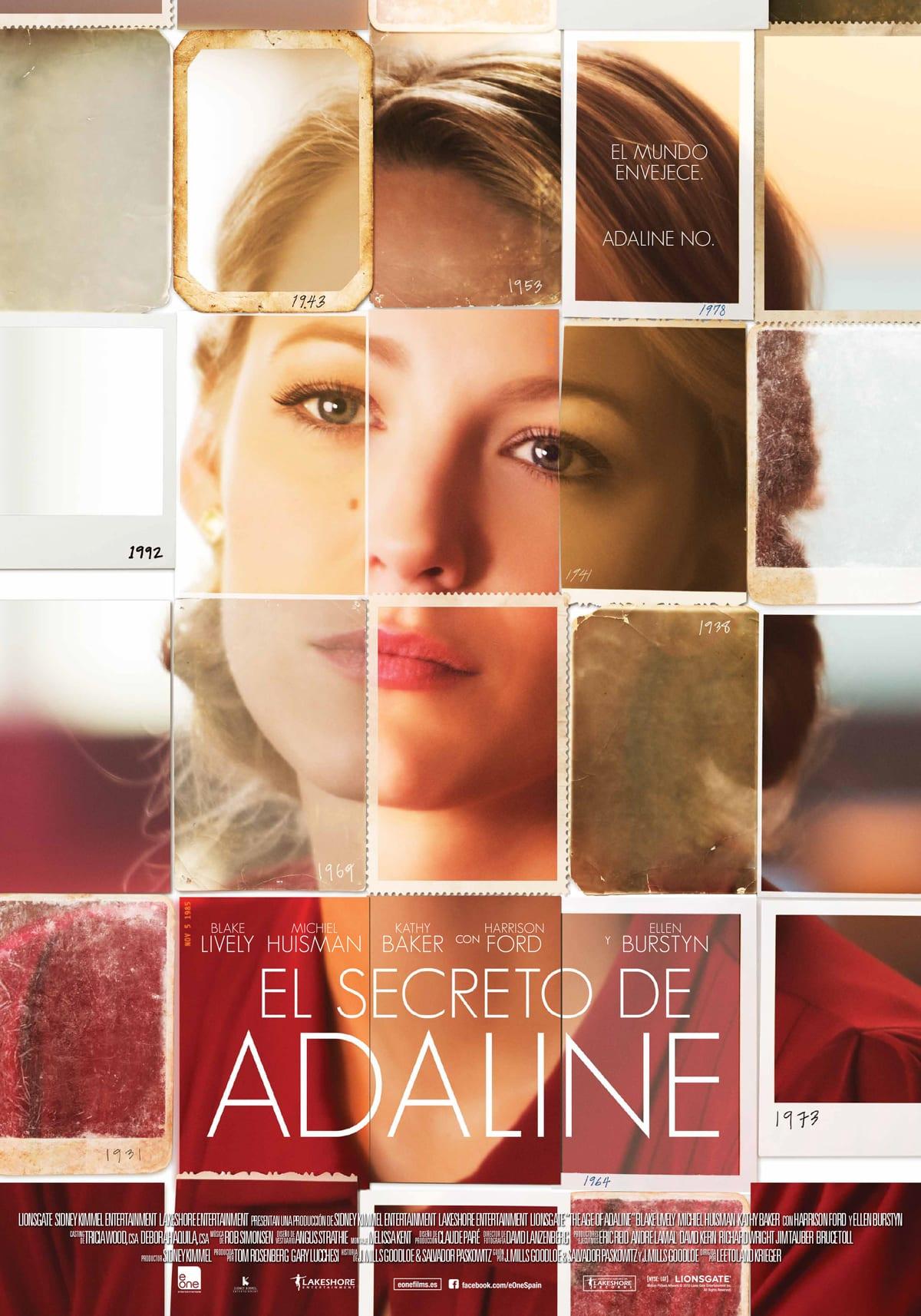 Crítica de cine: El secreto de Adaline