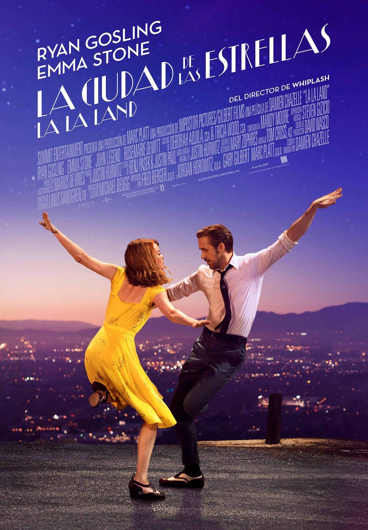 Crítica de cine: La La Land