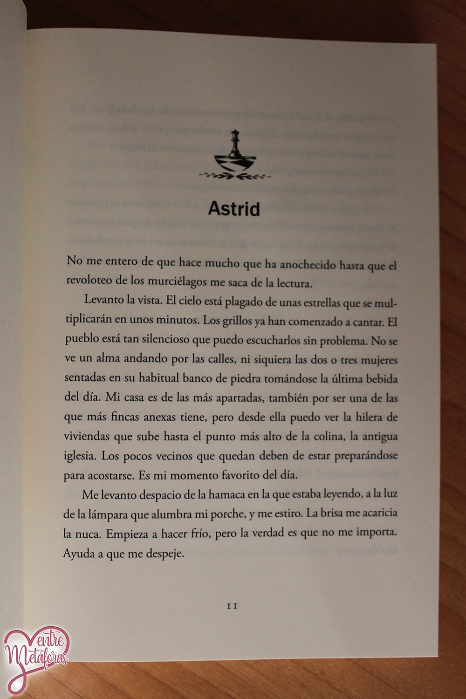 La venganza de Ariadna, de Alba Quintas Garciandia - Reseña