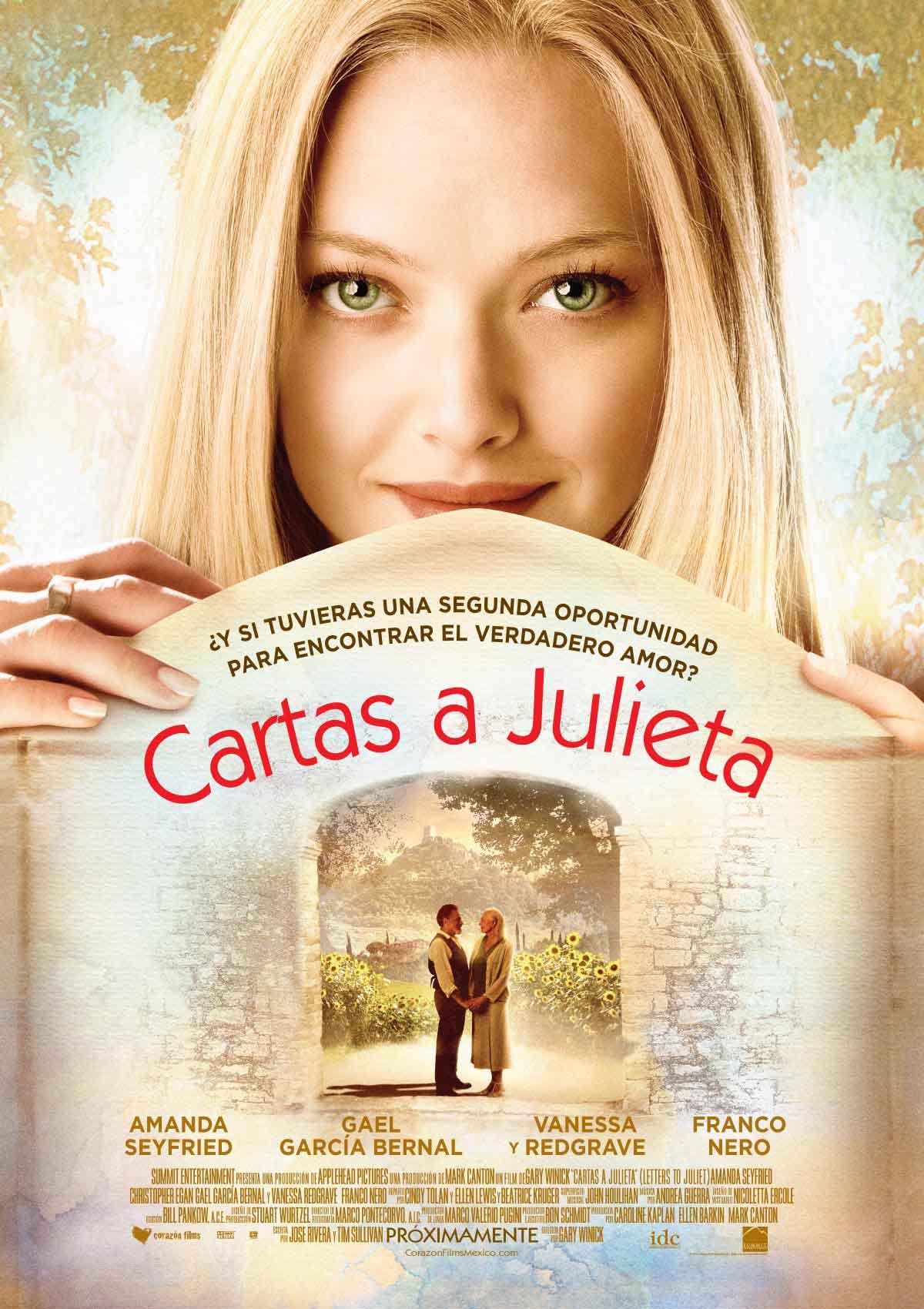 Crítica de cine: Cartas a Julieta