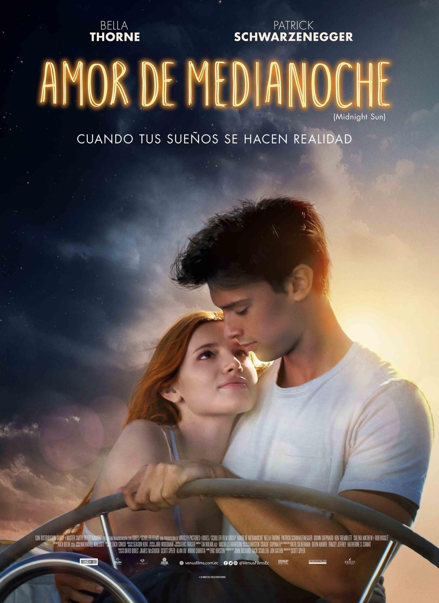 Crítica de cine: Amor a medianoche