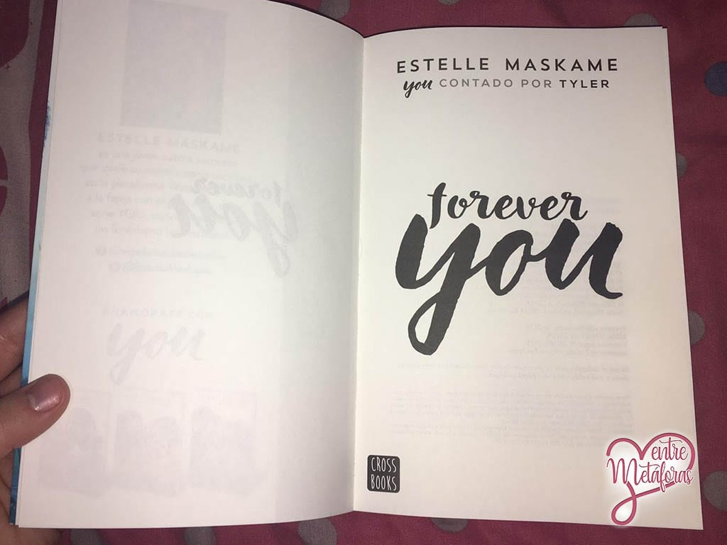 Forever You, de Estelle Maskame - Reseña