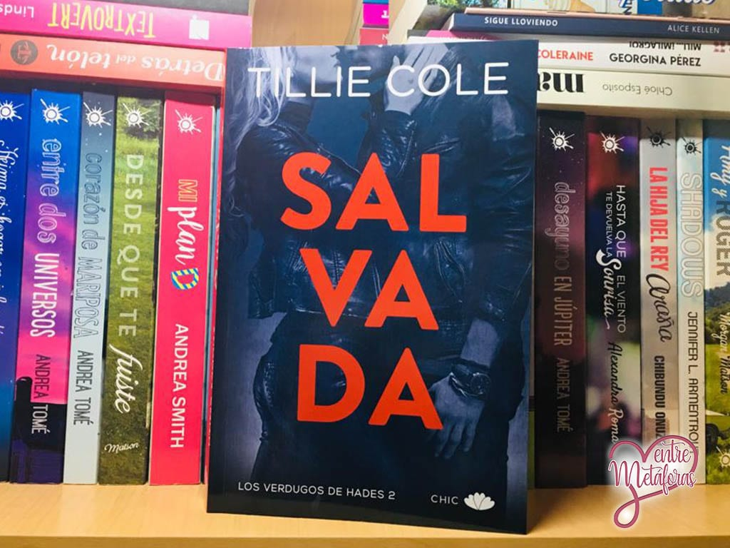 Salvada, de Tillie Cole - Reseña