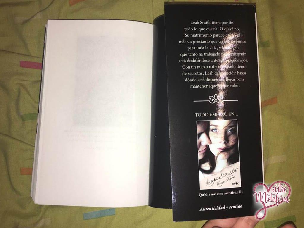 La pelirroja, de Tarryn Fisher - Reseña