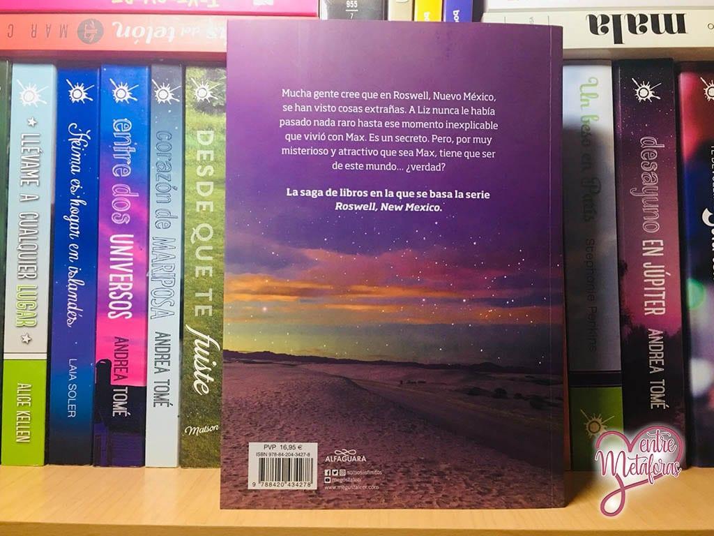 Roswell High, El secreto, de Melinda Metz - Reseña