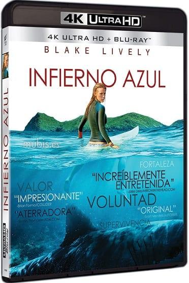 Crítica de Cine: Infierno azul