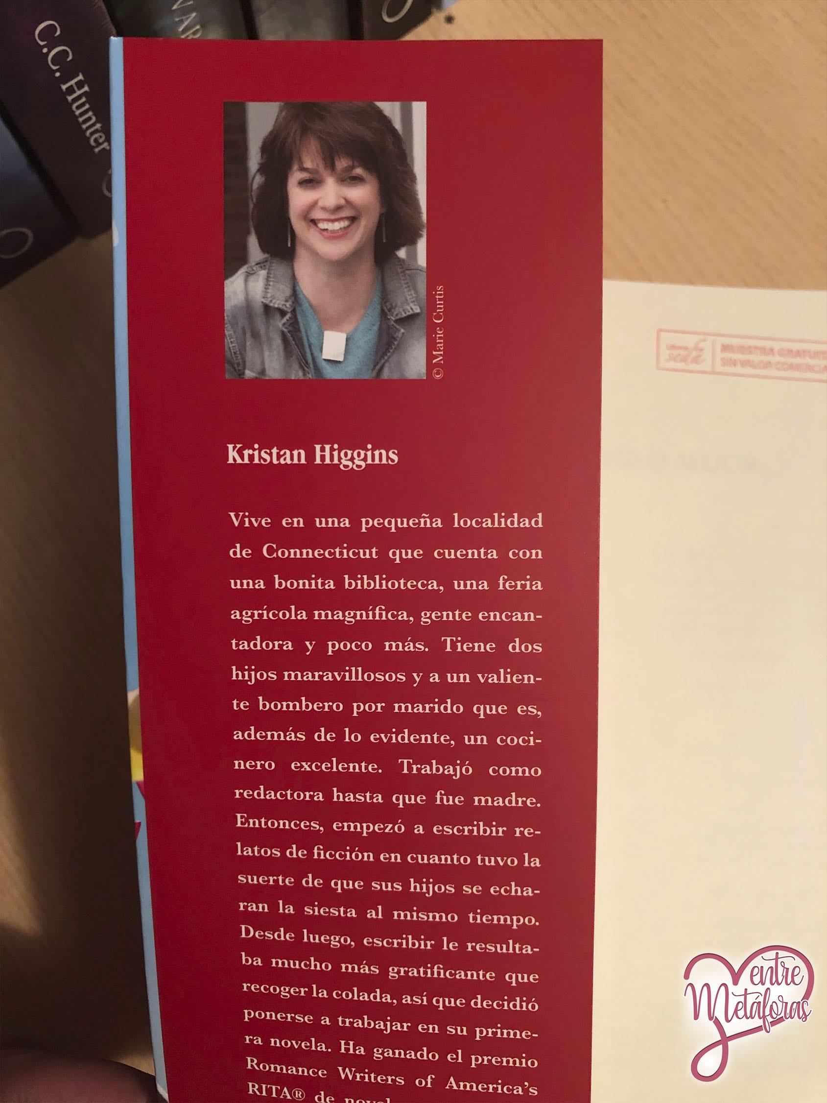 Pensándolo mejor..., de Kristan Higgins - Reseña