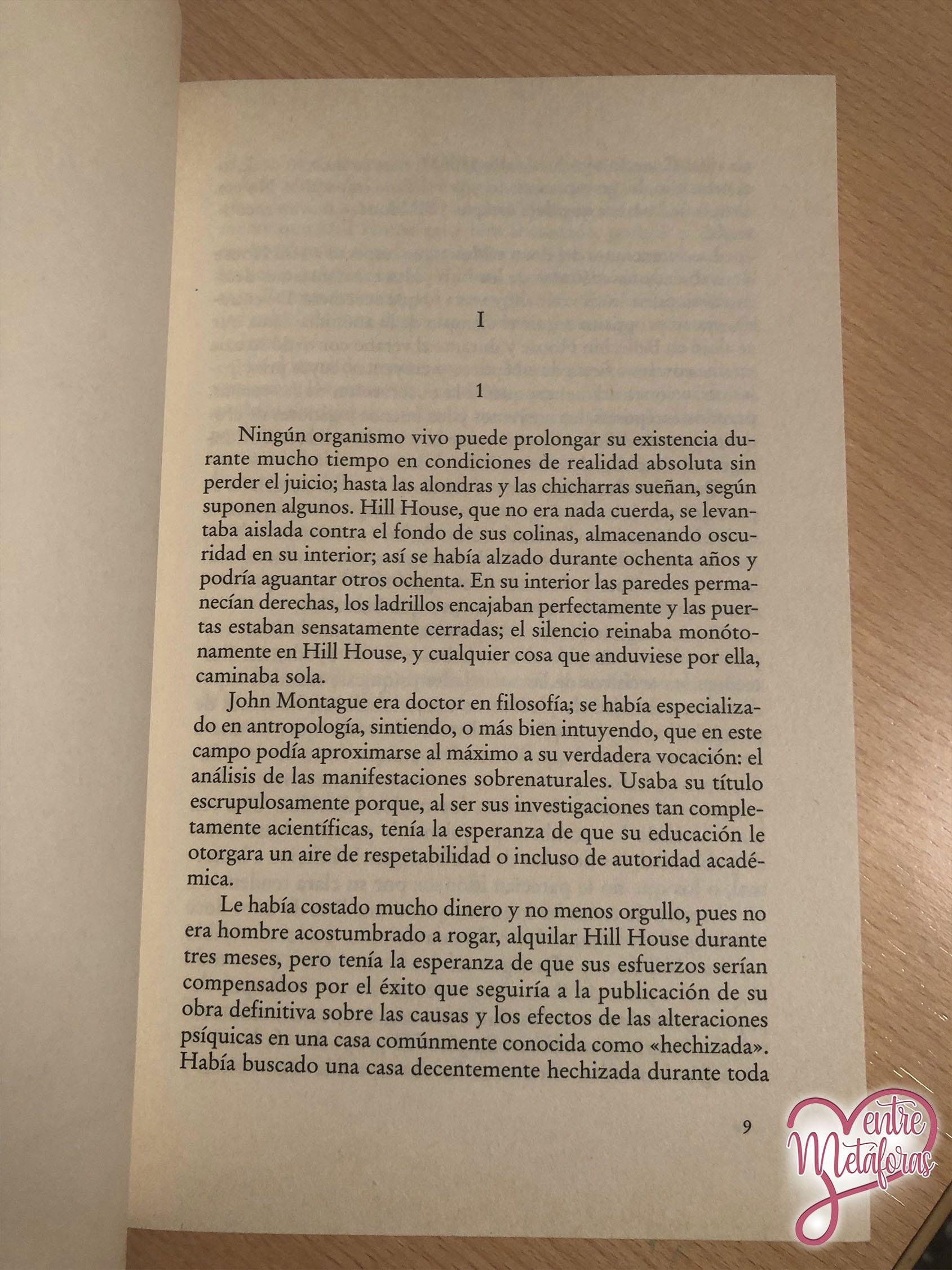 The haunting, de Shirley Jackson - Reseña