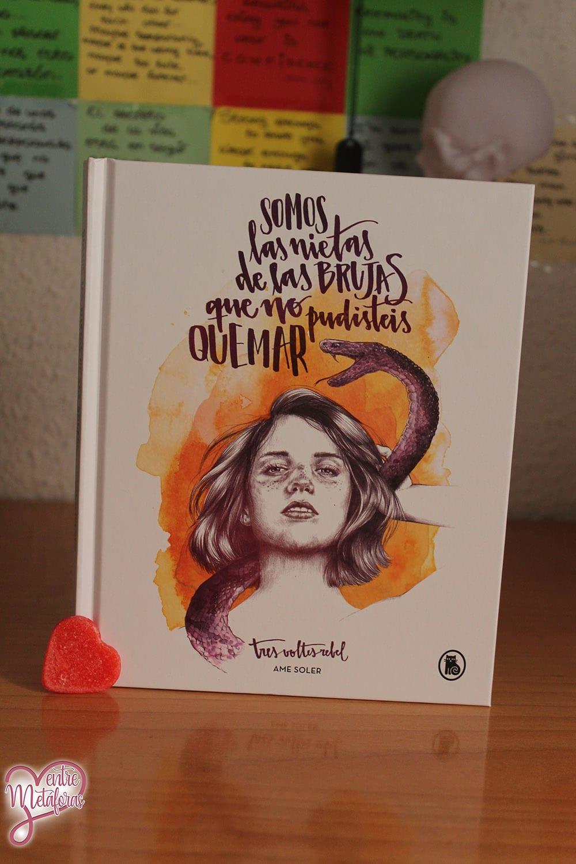 Somos las nietas de las brujas que no pudisteis quemar, de Ame Soler - Reseña