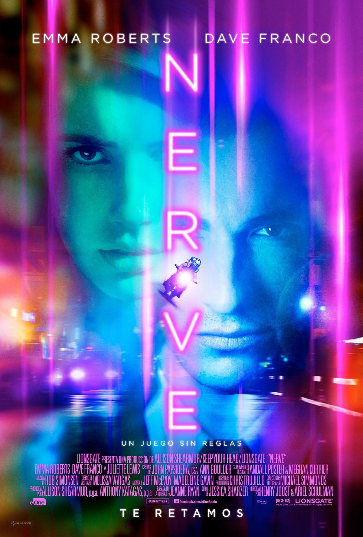 Nerve, un juego sin reglas - Crítica de cine
