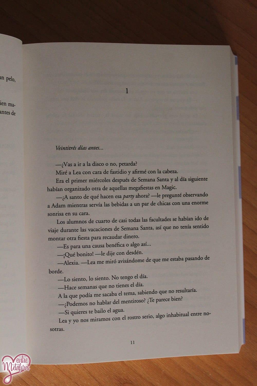 La elección de Alexia, de Susana Rubio - Reseña