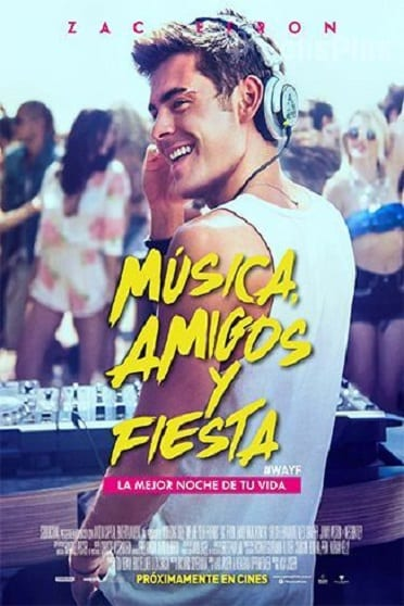 Crítica de Cine: Música, amigos y fiesta