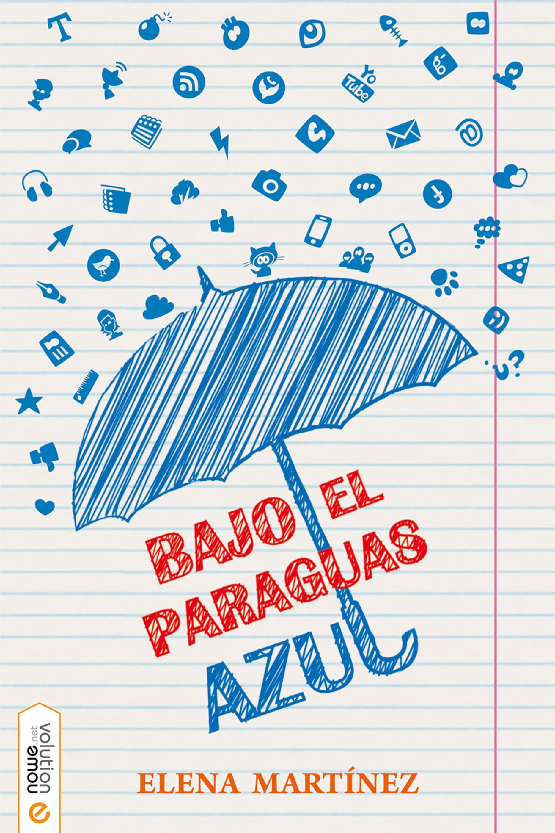 5 razones para leer... Bajo el paraguas azul